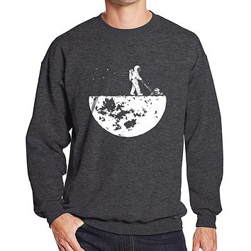 Men Sweatshirts Develop The Moon Fashion Casual