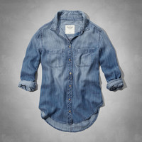 Eddy Denim Shirt