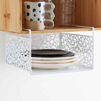 Under Shelf Floral Cabinet Basket - Urban Outfitters