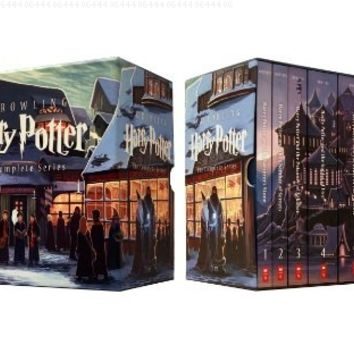 Special Edition Harry Potter Paperback Box Set:Amazon:Books