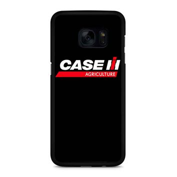Case Ih Agriculture 3 Samsung Galaxy S7 Edge Case