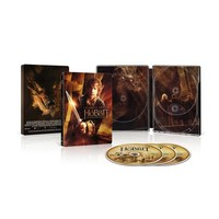 The Hobbit: The Desolation of Smaug Extended Edition (Blu-ray/UV) (Steelbook) - Target Exclusive