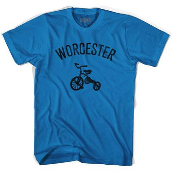 Worcester City Tricycle Adult Cotton T-shirt
