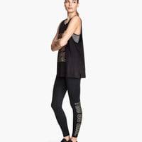 H&M Sports Tights $24.95