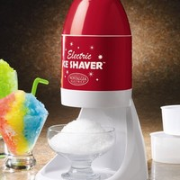 Retro Series Single-Serve Snow Cone Maker
