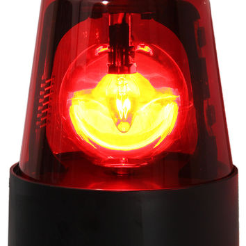 Rotating Beacon Police Light