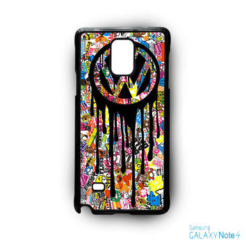 VW Volkswagen Bomb Sticker for Samsung Galaxy Note 2/Note 3/Note 4/Note 5/Note Edge phone case