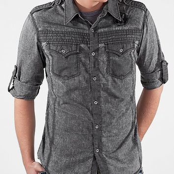 Affliction Black Premium Spontaneous Shirt