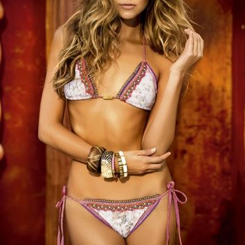 Mar de Rosas Swimwear 2015 'Tesoro Del Mar' Bikini | The Orchid Boutique