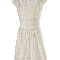 AEO Women's Shimmer Sweater Dress