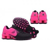 Nike Shox Deliver Womens Black/Pink