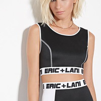 Eric + Lani Crop Top