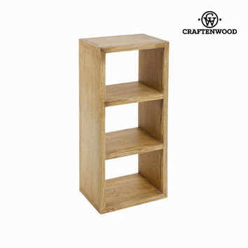 Shelf 3 units ios - Village Collection by Craften Wood