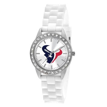 Houston Texans NFL Women's Frost Series Watch