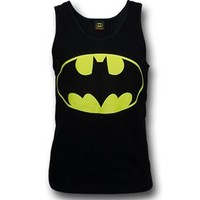 Batman Symbol Black Men's Tank Top