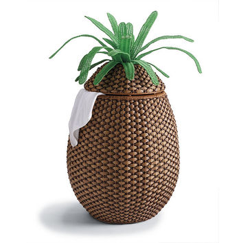 Pineapple Laundry Hamper
