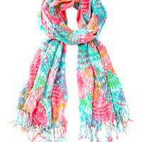 Lilly Scarf - Oh Shello - Lilly Pulitzer