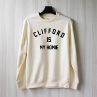 Michael Clifford is My Homie Sweatshirt Sweater Shirt – Size XS S M L XL