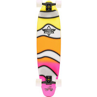 Dusters Demo Sunset Fade 37.5 Complete Longboard  at Zumiez : PDP