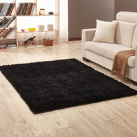 Customize Home Carpet 200*200cm room mat long hair (4-5cm) living room carpet home rug modern bed room rug 150*200cm brief style