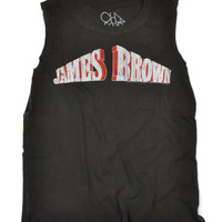Chaser Clothing | Chaser - James Brown Soul Muscle Tee » West Of Camden