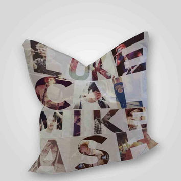 5 Seconds Of Summer Personil, pillow case, pillow cover, cute and awesome pillow covers