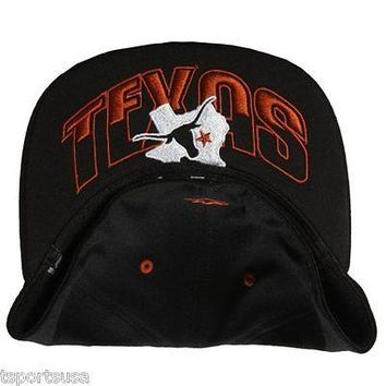 Texas Longhorns Hat Topper Hat By Top Of The World