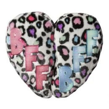 Cheetah Bff Pillow Set | Girls Bedding & Pillows Room Decor | Shop Justice