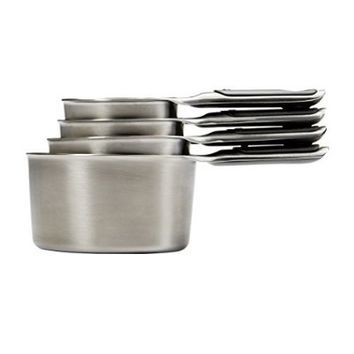 Good Grips Stainless Steel Measuring Cups with Magnetic Snaps