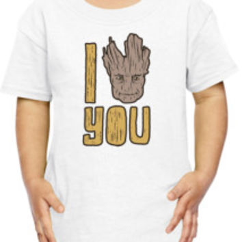 I GROOT YOU Toddler T-shirt | Customon.com