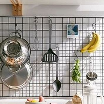 Wire Wall Grid Shelf | Urban Outfitters