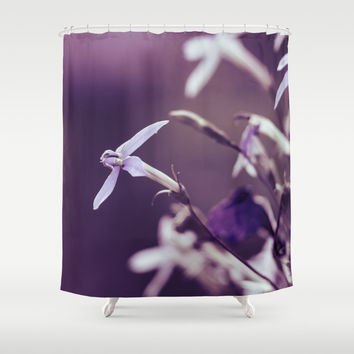 I See You Shower Curtain by Faded  Photos