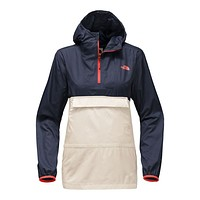 Women's Fanorak in Vintage White & Urban Navy by The North Face