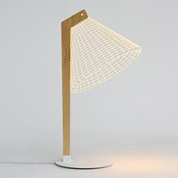 Unique Flat DESKi LED Table Lamp