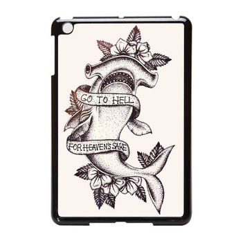 Bring Me The Horizon Shark Tattoo iPad Mini Case