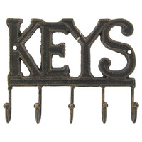Keys Wall Hook | Hobby Lobby