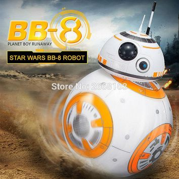 RC Droid Robot 2.4G Remote Control BB8 Intelligent With Sound