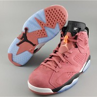 Air Jordan 6 Retro Tomato Basketball Shoes 36-47