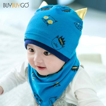 Gorras Sale Fitted Photography 2017 New Cute Girls Sleep Hat+saliva Towel Triangle Head Scarf Set Newborn Infant Hats&bibs Sets