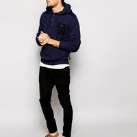 Jack Wills Garsdale Jumper with Hood at asos.com