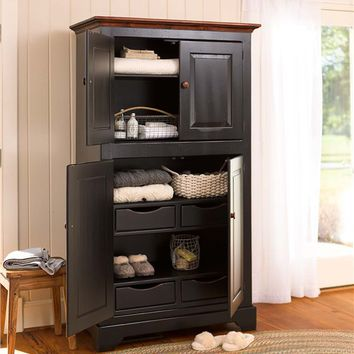 Large Country Wardrobe | Kitchen & Dining Furniture