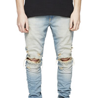 Destroyer Denim - Blue Cream