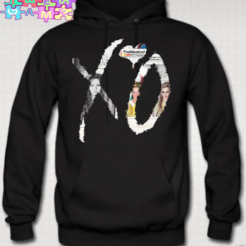 xo the weeknd hoodie ovoxo the weeknd xo the weeknd drake music xo sweatshirt