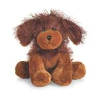 Webkinz Brown Dog