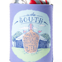 Tailgating In Tents Koozie