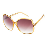 Vans Rockin'Lady Sunglasses - Transparent Tan