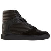 BALENCIAGA PLEATED HIGH TOP - A Very Based You