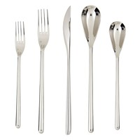 Fortessa - 20 Piece Flatware Set - Dragonfly - By Pattern - Flatware