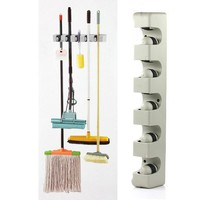 Mop Brush Bathroom Hanger
