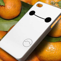 Case Phone - by blackkutil baymax face case for iphone 5 iphone 6